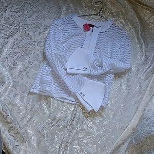 Cute white blouse